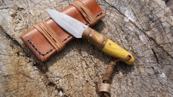 HK Mini Pocket Muk in Bocoto and Osage